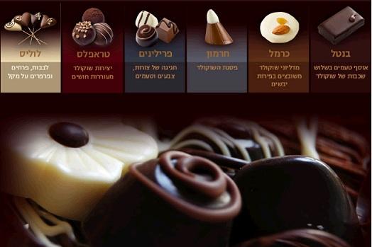 Шоколадная Фабрика Де Карина - Голанские Высоты - Эйн Зиван
