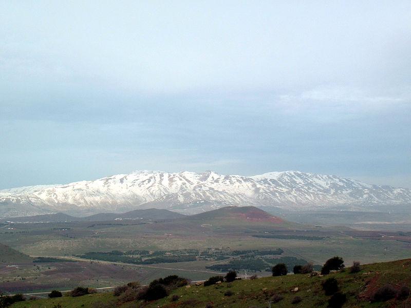Гора Хермон - горнолыжный курорт