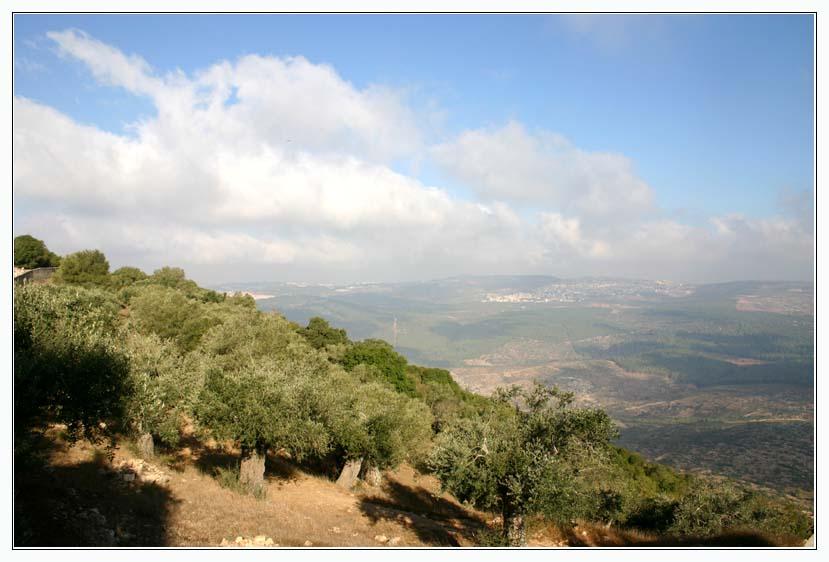 Гора Тавор во время Крестоносцев