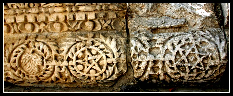 Находки при раскопках в Капернауме - Кинерет