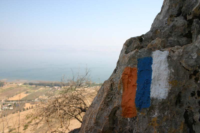 новые маршруты походов в Израиле