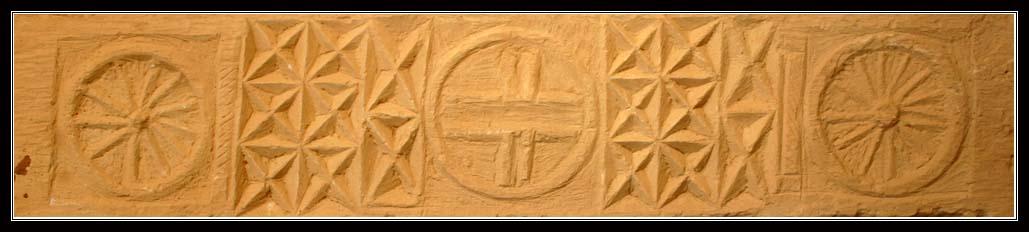 византийские церкви в Авдат