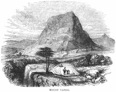 Фавор - гора преображения - Тавор