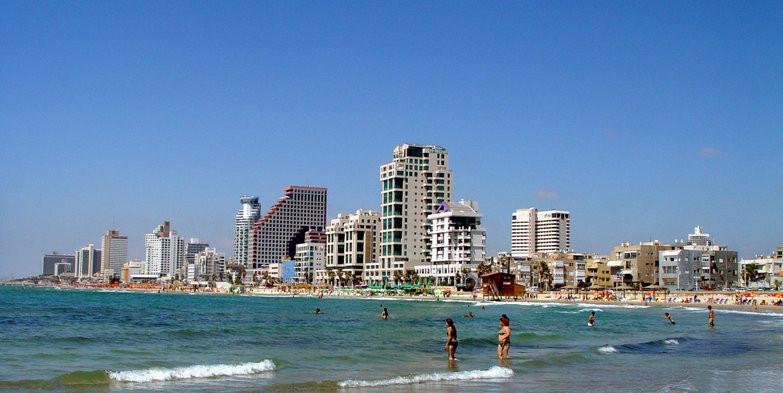 Средиземное море - моря Израиля