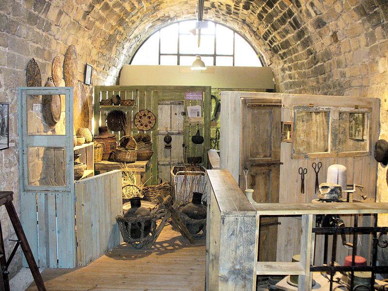 Сокровища стены - Этнографический музей в Акко