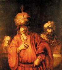 праздник пурим - аман и мордехай