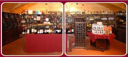 Винодельня и магазин вина в Галилее - кибуц Амиад