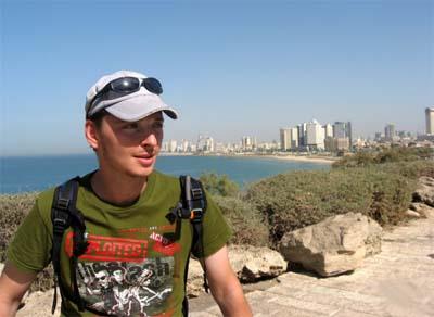 Денис Пудиков - гид в Израиле, частный экскурсовод