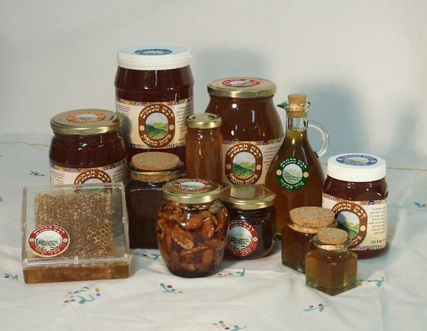 мед и пасека в Галилее - советую