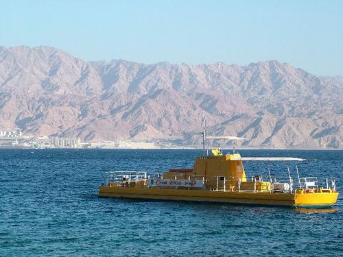 Красное море - Моря Израиля