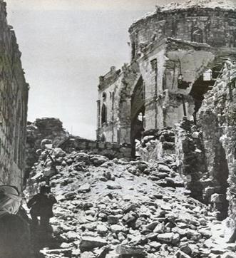 Иерусалим в 1948 году