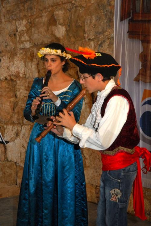 Галилея - 2012 - Западная Галилея - Фестиваль Ренессанс - крепость Йехиам