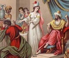 праздник пурим - эстер - ахашверош и аман