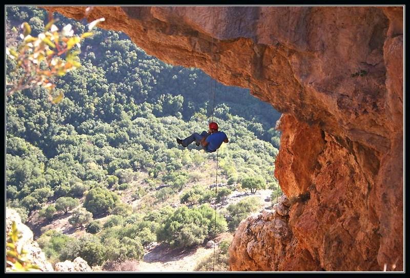 пещера радуга - меарат ха кешет - верхняя Галилея