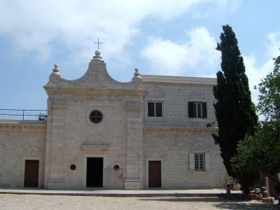 Мухрака католическая церковь и монастырь