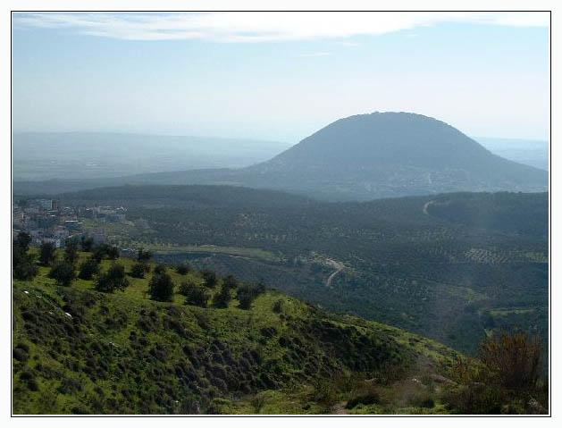 Гора Тавор - Фавор - Преображения