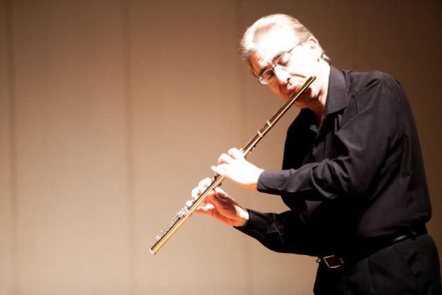 флейта - мастер-классы Йоси Арнхайм