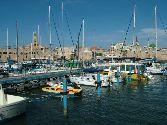 фотография порта в старом городе Акко