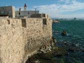 Морские уреплени - городская стена древнего Акко
