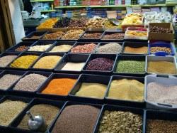 Акко (Акра)  - Арабский рынок - Базар - Шук