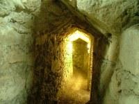 Подземный ход в крепости госпитальеров - Акко - Израиль