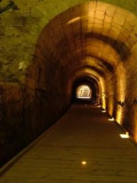 Туннель Тамплиеров - Акко - Израиль