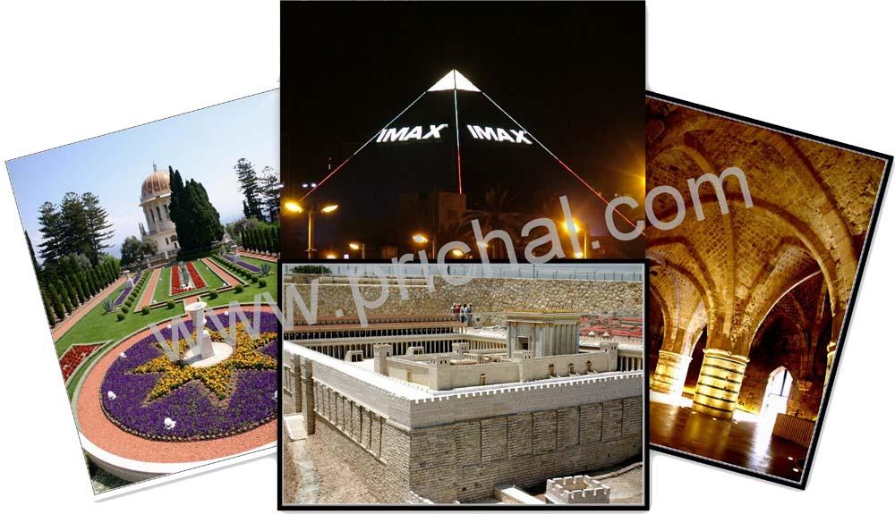 Города Израиля - информация о городах в Израиле
