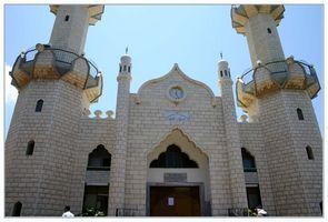 Мечеть в районе Кабабир – Ахмадия - Хайфа