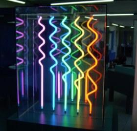 Оптические иллюзии в Национальном музей науки, программирования и технологии - Хайфа