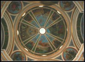 Купол церкви Стелла Марис - Кармелиты - Хайфа