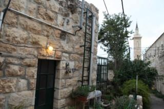 улочки эйн карема  - иерусалим - Израиль