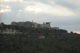 больница хадаса - - иерусалим - Израиль