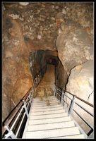 Спуск в систему водоснабжения города Давида - хнаанейский период