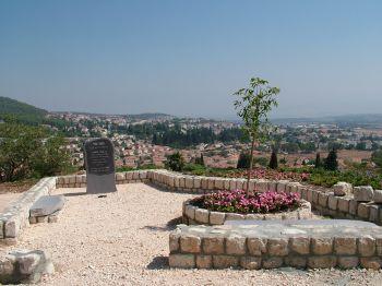 Смотровая площадка Бари Оведа - Рош Пина - Израиль