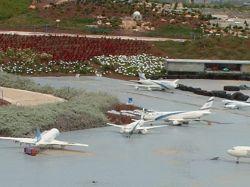 Мини Израиль – Аэропорт им. Бен-Гуриона в миниатюре