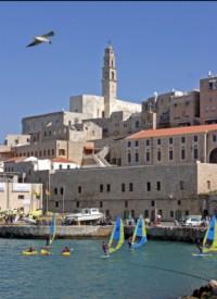 порт старого Яффо - Израиль