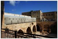 комплекс тюрьмы - музея в Акко - Акр