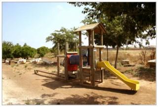 Детская площадка в парке швиль ха нахаль - нахаль Александр - Израиль