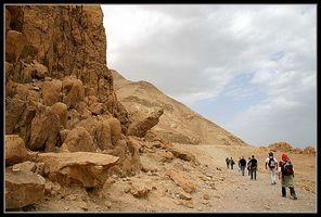 маршрут в заповеднике нахаль давид - ручей давида - - Эйн Геди - Израиль
