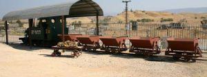 катар Нахараим паровоз что возил матерьялы для строительства гидроэлектростанции