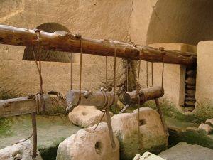 Пещера номер 5 - маслодавильный цех - мареша - бейт гуврин