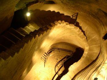 Пещера номер 7 - жилой дом и подземная система - бейт гуврин - говрин - мареша