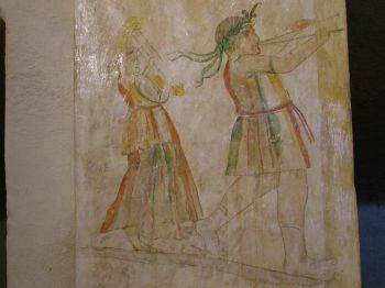 Система захоронений Сидонян - бет гуврин, говрин, мареша