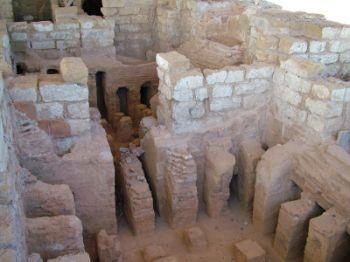 Кейсария - Баня византийского периода